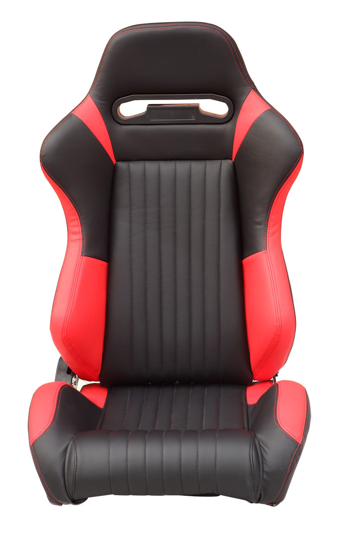 Adjustable Universal PU Leather Sport Car Racing Seats For Adult